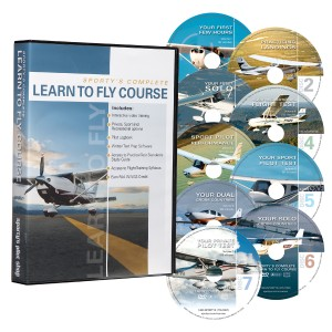 Sporty's Learn to Fly Course on DVD