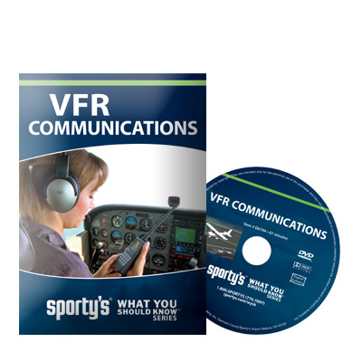 VFR Communications DVD