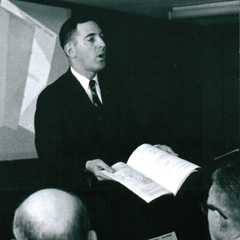 Hal Shevers teaching