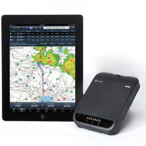 Stratus weather receiver